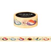 Maste Sushi Washi Masking Tape