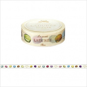 Laduree Maste Macaron Washi Masking Tape