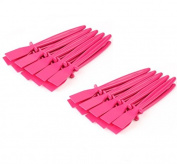 Proops 20 x Pink Plastic PVA Glue Spreaders. Craft, Adhesive, Paste, Spatula (S7630) Free UK Postage.