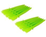 Proops 20 x Green Plastic PVA Glue Spreaders. Craft, Adhesive, Paste, Spatula (S7629) Free UK Postage.