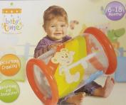 Inflatable Baby Roller Stimulate Baby's Senses Inner Jingle Bells - 326048