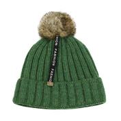 Baby Beanie for Winter ,Morwind Boys Girls Cotton Cap Knitted Ball Warm Children Hats