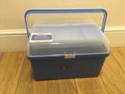 The Neat Nursery Baby box- BLUE