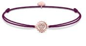 Thomas Sabo Bracelet Little Secret Chakra Rose LS034-898-10