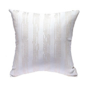 The head office car back Home Furnishing fabric pillow large cushion 45*45cm,Beige