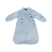 Noukies Mix & Match Travel Baby Sleeping Bag Blue 50 cm