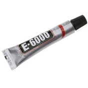 E6000 Industrial Strength E6000 Clear Glue - 5.3ml/0.18oz - Includes Nozzle by Beadaholique