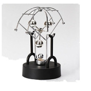 Starworld Perpetual Motion Craft Ornament for Desk Home Office Decoration