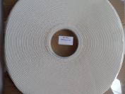 Double Sided White Foam Pads - 12mm x 12mm x 3mm