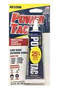 Beacon Adhesives Power-Tac, Adhesive, Clear