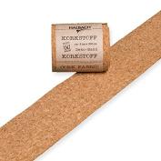 EFCO Deco Ribbon, Cork, Brown, 6 cm x 3 m