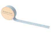 Lau & Home© Glitter Washi Decoration Paper Tape Gift Wrap & Self Adhesive Craft DIY - Pattern 8