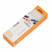 Steinel Ultra Power Glue Sticks for Neo1 and Neo2, Transparent, 7 mm Diameter, 240 g, Pack of 40