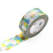 """MT """"Kids Jigsaw Puzzle"""" Washi Masking Tape"""