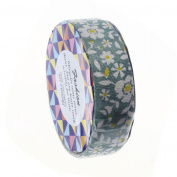 Vovotrade DIY Satin Lace Decorative Tape Washi Fabric Tape Stickers Masking Tape