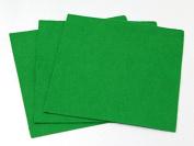 Sticky Back Self Adhesive Acrylic Felt Fabric 46cm Square Meadow Green - per sheet