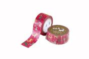 mt masking tape mt Christmas Reindeer Washi Masking Tape