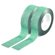 Youzings Set of 2 Green in colour, Washi Masking Tape Washi Tape, Tape, brand Youzings