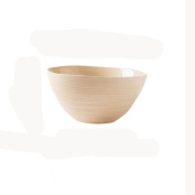 Liuyu Kitchen Home 23cm Yellow Home Creative Personality Face Bowl Ceramics Lovely Soup Basin