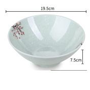 Rice bowls/soup bowls/cereal bowls/pasta bowls/salad bowls/plastic household bowls-G