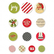 "Simple Stories ""Claus & Co."" Bradz Craft Supply,"