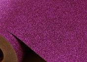 Self-adhesive Glitter Sand Contact Paper Shelf Liner Violet : 30cm X 120cm