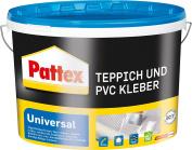 "Pattex 3792950cm Carpet and PVC - Universal"" Adhesive, White, 4 kg"