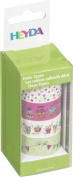 "Baier Schneider & Adhesive Decorative Bunting ""Tapes"", colourful Tape Adhesive Tape Removable Size (L x"
