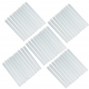 Babz 50 Pack 7.2 mm Mini Glue Sticks - 100mm Length