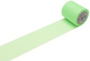 MT Casa 50 mm Basic Washi Masking Tape - Shocking Green