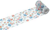 "MT Casa Shade 100 mm ""Flower Design"" Washi Masking Tape"