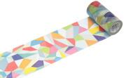 "MT Casa 100 mm ""Shade Random S Design"" Washi Masking Tape"