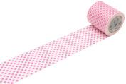 MT Casa Deco 50 mm Dots Washi Masking Tape - Pink