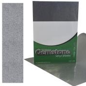 5 x A4 Self Adhesive Diamond Gemstone Metallic Glitter Sign Vinyl Sticker Art Sheets for Cardmaking & Crafts