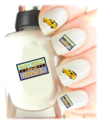 Easy to use, High Quality Nail Art Decal Stickers For Every Occasion! Ideal Christmas Present / Gift - Great Stocking Filler Only Fools and Horse