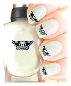 Easy to use, High Quality Nail Art Decal Stickers For Every Occasion! Ideal Christmas Present / Gift - Great Stocking Filler Aerosmith