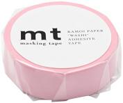 Washi Tape - Plain Rose Pink by MT Japan