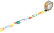 MT Washi Peta Peta Masking Tape for Kids