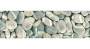 Fablon 45 cm x 2 m Stones Roll, Grey
