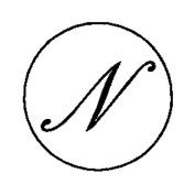 Artemio 18 mm N Stamp for Sealing-Wax, Gold
