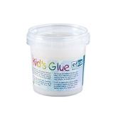 EFCO Kid's Glue, Glue, Transparent, 155 ml/155 g
