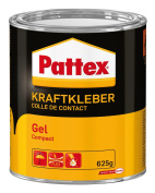 "Pattex 3605130cm Gel Compact"" Contact Adhesive, Black/Yellow, 625 g"