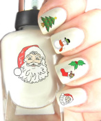 Easy to use, High Quality Nail Art Decal Stickers For Every Occasion! Ideal Christmas Present / Gift - Great Stocking Filler Christmas