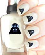 High Quality Nail Art For Every Occasion! Darth Vader