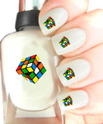 High Quality Nail Art For Every Occasion! Rubiks