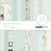Kaiser Craft 30cm x 30cm Peekaboo Boy Paper Pad