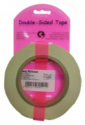 Creative Adhesives 18 mm Wide/ 50 m Roll Dual Sided Easy Release Tape