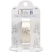Little B 100429 Decorative Foil Paper Tape, Gold Crackle