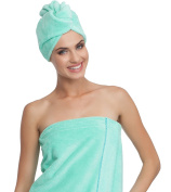 Merry Style Women's Wellness Turban 13007