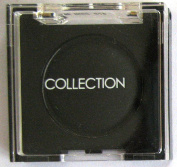 Collection Work The Colour Solo Eyeshadow ~ 2 Black Velvet ~ Matte Gothic Black Mono Eye Shadow by Unknown